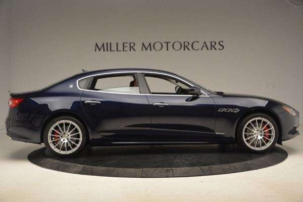 New 2019 Maserati Quattroporte S Q4 GranSport for sale Sold at Rolls-Royce Motor Cars Greenwich in Greenwich CT 06830 9