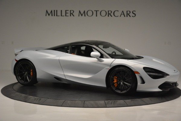 New 2019 McLaren 720S Coupe for sale $344,340 at Rolls-Royce Motor Cars Greenwich in Greenwich CT 06830 10