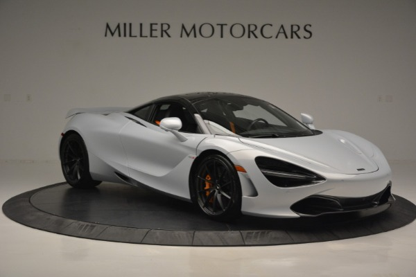 New 2019 McLaren 720S Coupe for sale $344,340 at Rolls-Royce Motor Cars Greenwich in Greenwich CT 06830 11
