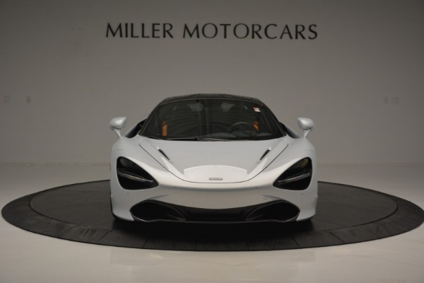 New 2019 McLaren 720S Coupe for sale $344,340 at Rolls-Royce Motor Cars Greenwich in Greenwich CT 06830 12