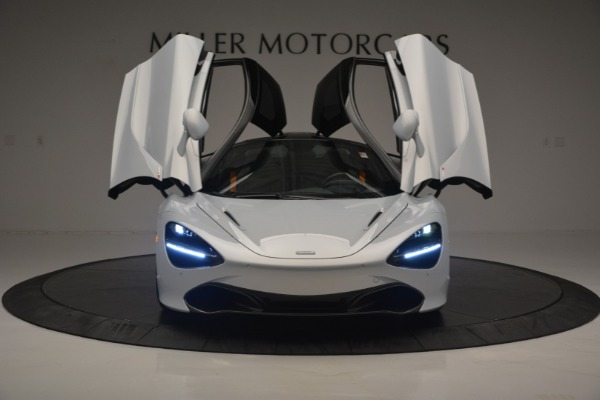New 2019 McLaren 720S Coupe for sale $344,340 at Rolls-Royce Motor Cars Greenwich in Greenwich CT 06830 13