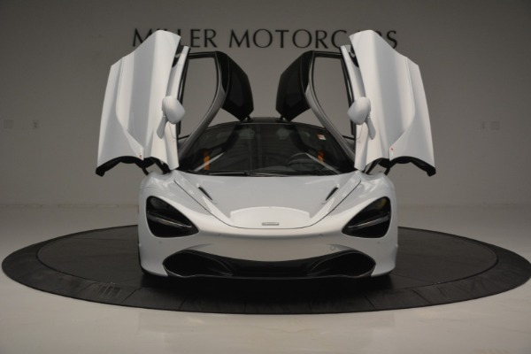 New 2019 McLaren 720S Coupe for sale $344,340 at Rolls-Royce Motor Cars Greenwich in Greenwich CT 06830 14
