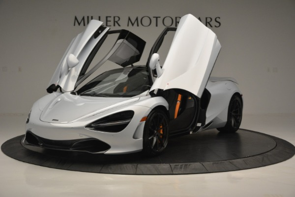 New 2019 McLaren 720S Coupe for sale $344,340 at Rolls-Royce Motor Cars Greenwich in Greenwich CT 06830 15