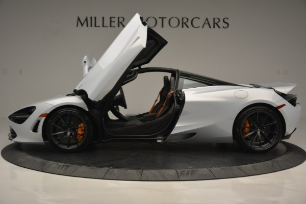 New 2019 McLaren 720S Coupe for sale $344,340 at Rolls-Royce Motor Cars Greenwich in Greenwich CT 06830 16