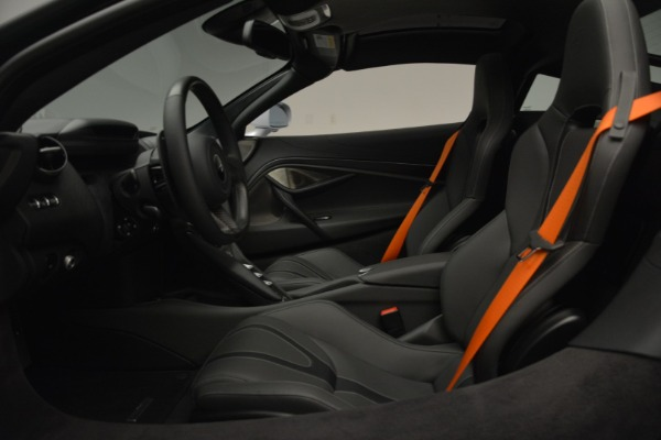 New 2019 McLaren 720S Coupe for sale $344,340 at Rolls-Royce Motor Cars Greenwich in Greenwich CT 06830 19