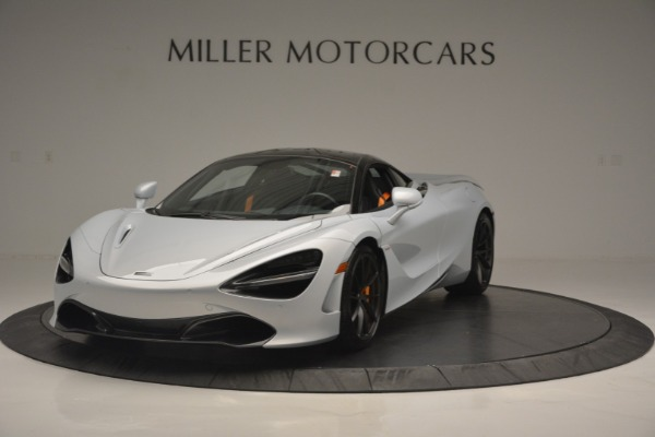New 2019 McLaren 720S Coupe for sale $344,340 at Rolls-Royce Motor Cars Greenwich in Greenwich CT 06830 2