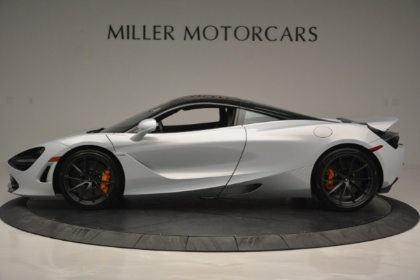 New 2019 McLaren 720S Coupe for sale $344,340 at Rolls-Royce Motor Cars Greenwich in Greenwich CT 06830 3