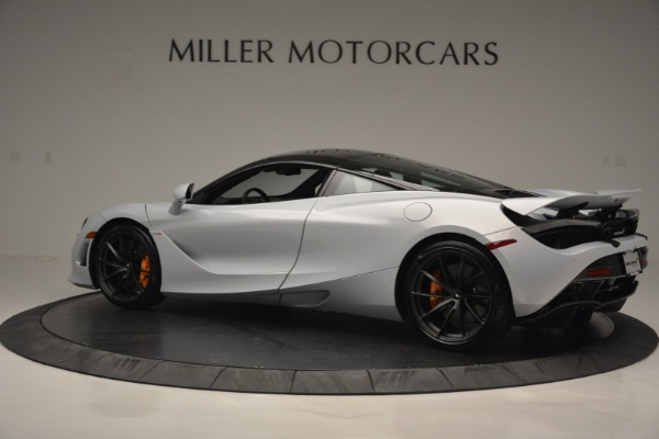 New 2019 McLaren 720S Coupe for sale $344,340 at Rolls-Royce Motor Cars Greenwich in Greenwich CT 06830 4