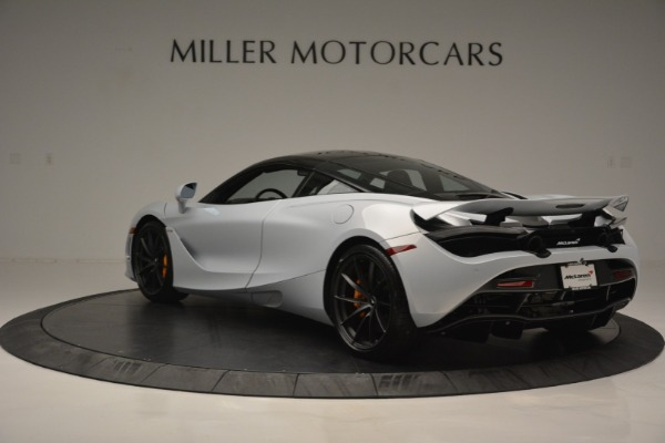 New 2019 McLaren 720S Coupe for sale $344,340 at Rolls-Royce Motor Cars Greenwich in Greenwich CT 06830 5