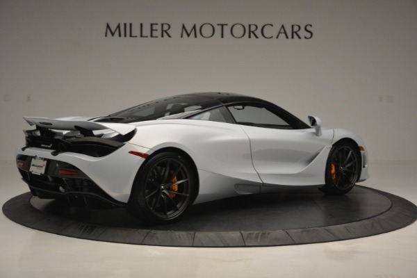 New 2019 McLaren 720S Coupe for sale $344,340 at Rolls-Royce Motor Cars Greenwich in Greenwich CT 06830 8