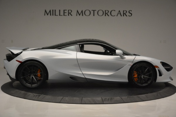 New 2019 McLaren 720S Coupe for sale $344,340 at Rolls-Royce Motor Cars Greenwich in Greenwich CT 06830 9