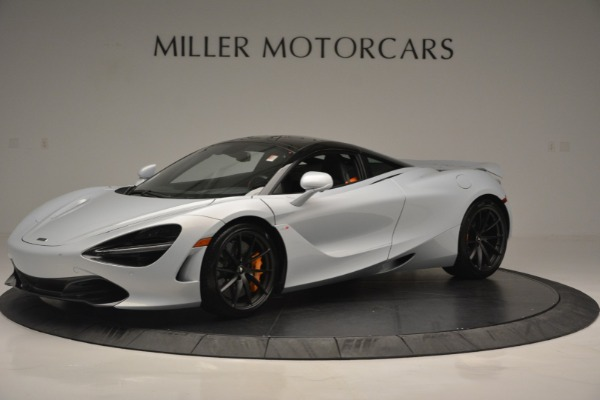 New 2019 McLaren 720S Coupe for sale $344,340 at Rolls-Royce Motor Cars Greenwich in Greenwich CT 06830 1