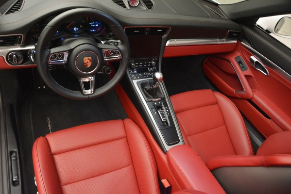 Used 2017 Porsche 911 Targa 4S for sale Sold at Rolls-Royce Motor Cars Greenwich in Greenwich CT 06830 13