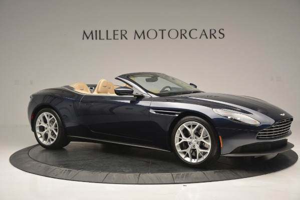 New 2019 Aston Martin DB11 Volante Volante for sale Sold at Rolls-Royce Motor Cars Greenwich in Greenwich CT 06830 10