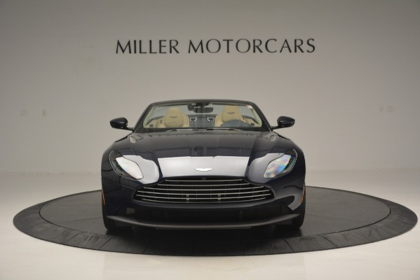 New 2019 Aston Martin DB11 Volante Volante for sale Sold at Rolls-Royce Motor Cars Greenwich in Greenwich CT 06830 12