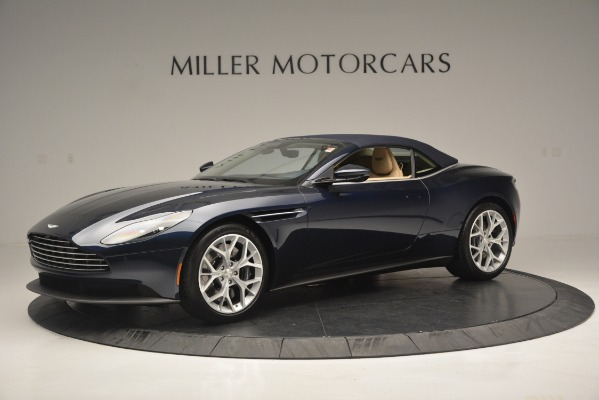 New 2019 Aston Martin DB11 Volante Volante for sale Sold at Rolls-Royce Motor Cars Greenwich in Greenwich CT 06830 14