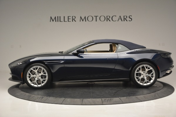New 2019 Aston Martin DB11 Volante Volante for sale Sold at Rolls-Royce Motor Cars Greenwich in Greenwich CT 06830 15