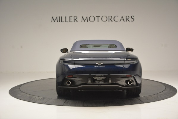New 2019 Aston Martin DB11 Volante Volante for sale Sold at Rolls-Royce Motor Cars Greenwich in Greenwich CT 06830 18
