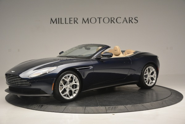 New 2019 Aston Martin DB11 Volante Volante for sale Sold at Rolls-Royce Motor Cars Greenwich in Greenwich CT 06830 2