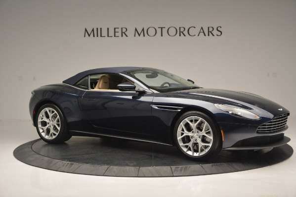 New 2019 Aston Martin DB11 Volante Volante for sale Sold at Rolls-Royce Motor Cars Greenwich in Greenwich CT 06830 21
