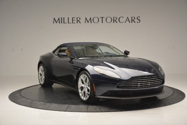 New 2019 Aston Martin DB11 Volante Volante for sale Sold at Rolls-Royce Motor Cars Greenwich in Greenwich CT 06830 22