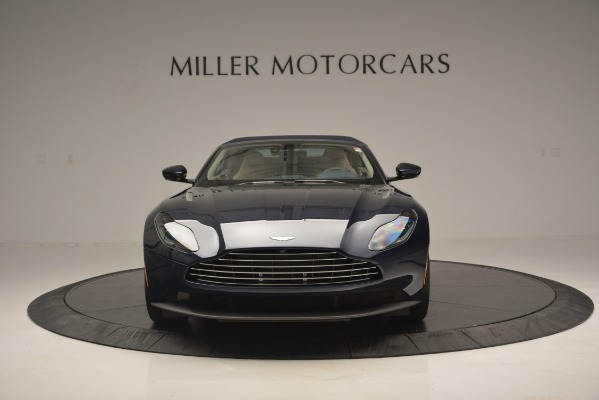 New 2019 Aston Martin DB11 Volante Volante for sale Sold at Rolls-Royce Motor Cars Greenwich in Greenwich CT 06830 23