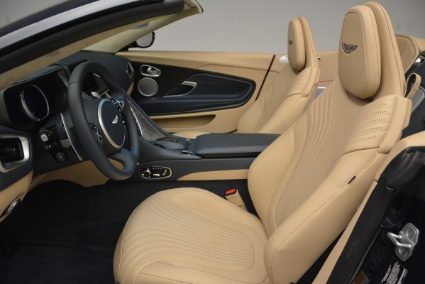 New 2019 Aston Martin DB11 Volante Volante for sale Sold at Rolls-Royce Motor Cars Greenwich in Greenwich CT 06830 24