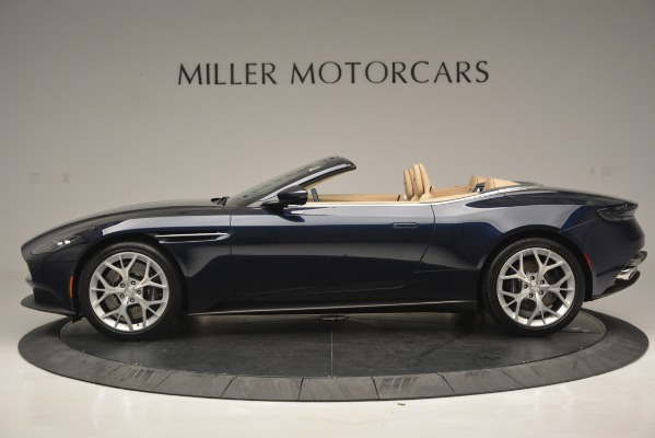 New 2019 Aston Martin DB11 Volante Volante for sale Sold at Rolls-Royce Motor Cars Greenwich in Greenwich CT 06830 3