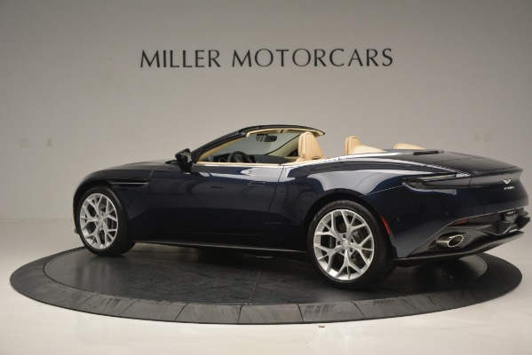 New 2019 Aston Martin DB11 Volante Volante for sale Sold at Rolls-Royce Motor Cars Greenwich in Greenwich CT 06830 4