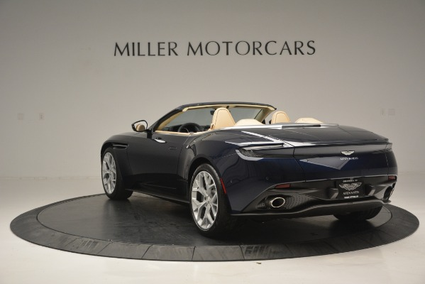 New 2019 Aston Martin DB11 Volante Volante for sale Sold at Rolls-Royce Motor Cars Greenwich in Greenwich CT 06830 5