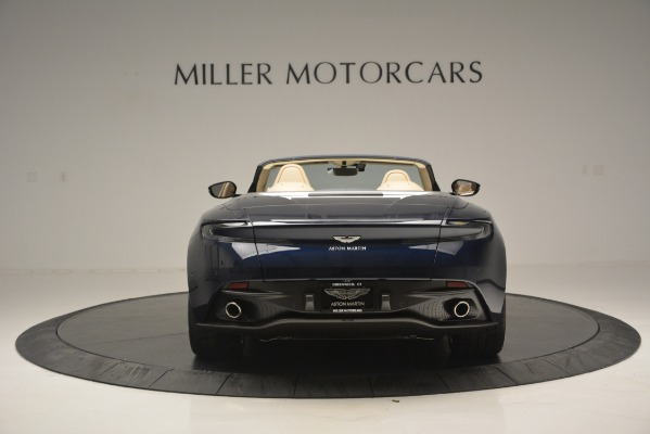 New 2019 Aston Martin DB11 Volante Volante for sale Sold at Rolls-Royce Motor Cars Greenwich in Greenwich CT 06830 6