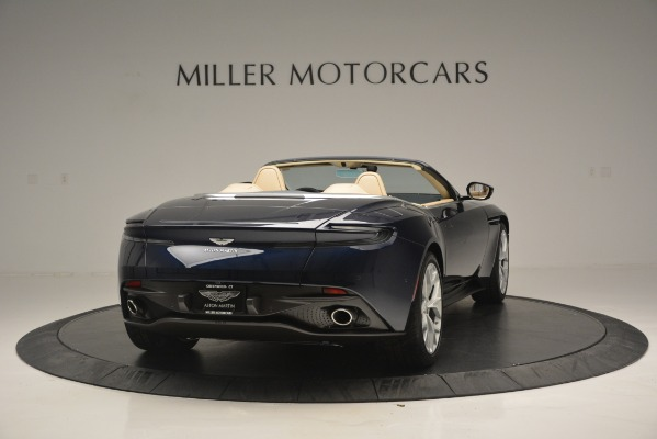 New 2019 Aston Martin DB11 Volante Volante for sale Sold at Rolls-Royce Motor Cars Greenwich in Greenwich CT 06830 7