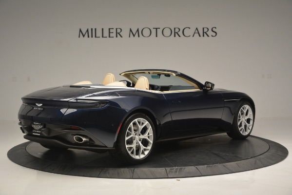 New 2019 Aston Martin DB11 Volante Volante for sale Sold at Rolls-Royce Motor Cars Greenwich in Greenwich CT 06830 8