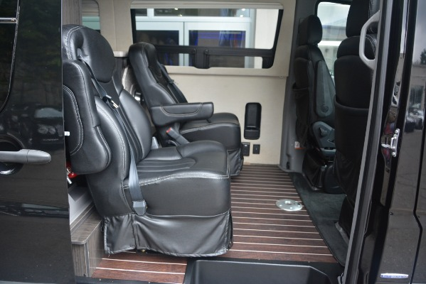 Used 2014 Mercedes-Benz Sprinter 3500 Airstream Lounge Extended for sale Sold at Rolls-Royce Motor Cars Greenwich in Greenwich CT 06830 12
