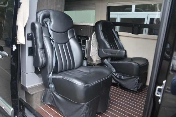 Used 2014 Mercedes-Benz Sprinter 3500 Airstream Lounge Extended for sale Sold at Rolls-Royce Motor Cars Greenwich in Greenwich CT 06830 13