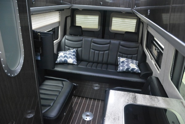 Used 2014 Mercedes-Benz Sprinter 3500 Airstream Lounge Extended for sale Sold at Rolls-Royce Motor Cars Greenwich in Greenwich CT 06830 15
