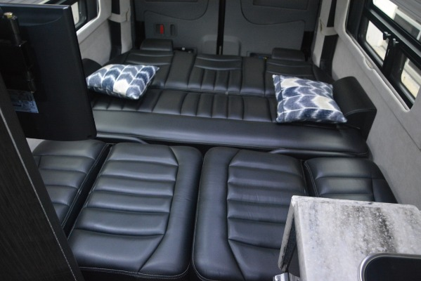 Used 2014 Mercedes-Benz Sprinter 3500 Airstream Lounge Extended for sale Sold at Rolls-Royce Motor Cars Greenwich in Greenwich CT 06830 16