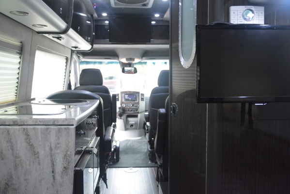 Used 2014 Mercedes-Benz Sprinter 3500 Airstream Lounge Extended for sale Sold at Rolls-Royce Motor Cars Greenwich in Greenwich CT 06830 22