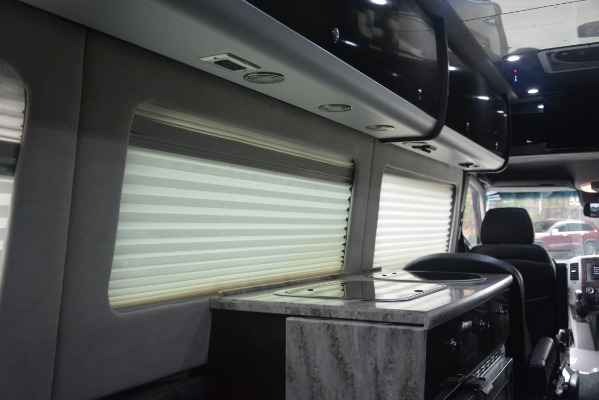 Used 2014 Mercedes-Benz Sprinter 3500 Airstream Lounge Extended for sale Sold at Rolls-Royce Motor Cars Greenwich in Greenwich CT 06830 24
