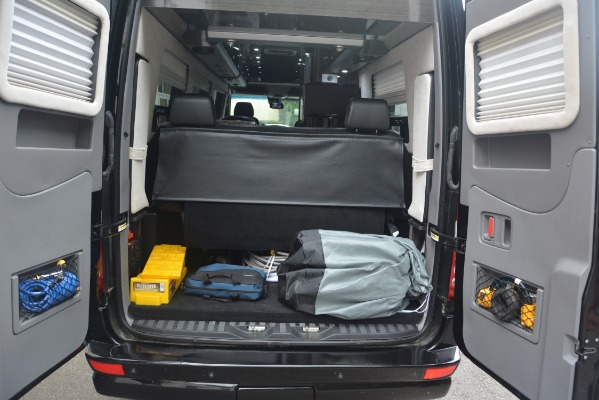 Used 2014 Mercedes-Benz Sprinter 3500 Airstream Lounge Extended for sale Sold at Rolls-Royce Motor Cars Greenwich in Greenwich CT 06830 26