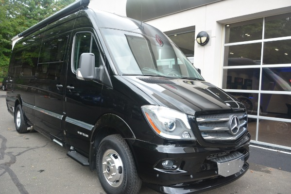 Used 2014 Mercedes-Benz Sprinter 3500 Airstream Lounge Extended for sale Sold at Rolls-Royce Motor Cars Greenwich in Greenwich CT 06830 7