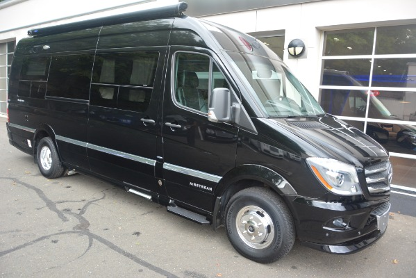 Used 2014 Mercedes-Benz Sprinter 3500 Airstream Lounge Extended for sale Sold at Rolls-Royce Motor Cars Greenwich in Greenwich CT 06830 8