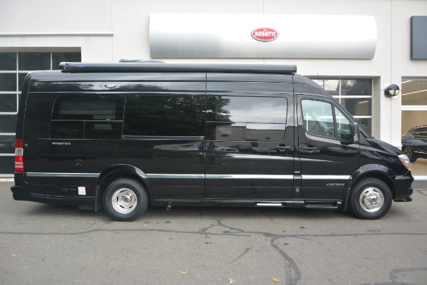 Used 2014 Mercedes-Benz Sprinter 3500 Airstream Lounge Extended for sale Sold at Rolls-Royce Motor Cars Greenwich in Greenwich CT 06830 9
