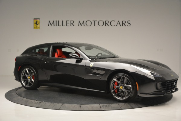 Used 2018 Ferrari GTC4LussoT V8 for sale Sold at Rolls-Royce Motor Cars Greenwich in Greenwich CT 06830 10