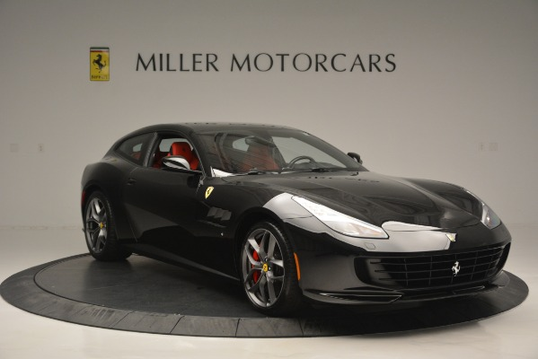 Used 2018 Ferrari GTC4LussoT V8 for sale Sold at Rolls-Royce Motor Cars Greenwich in Greenwich CT 06830 11