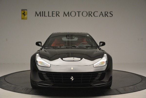 Used 2018 Ferrari GTC4LussoT V8 for sale Sold at Rolls-Royce Motor Cars Greenwich in Greenwich CT 06830 12