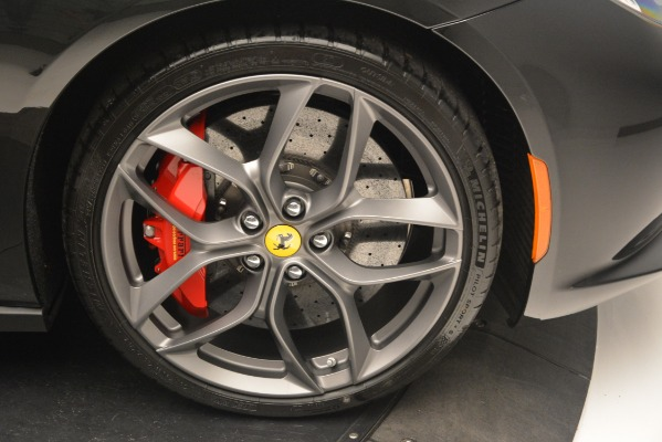 Used 2018 Ferrari GTC4LussoT V8 for sale Sold at Rolls-Royce Motor Cars Greenwich in Greenwich CT 06830 13