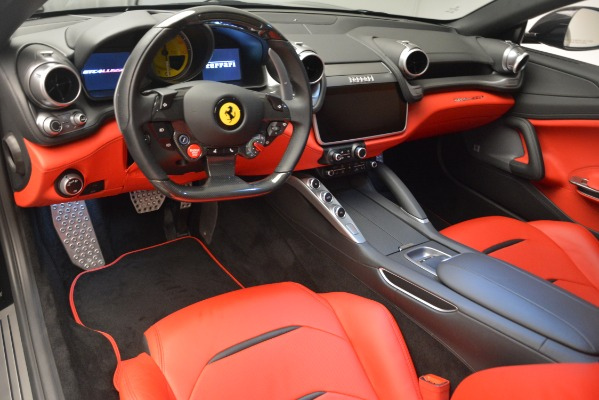 Used 2018 Ferrari GTC4LussoT V8 for sale Sold at Rolls-Royce Motor Cars Greenwich in Greenwich CT 06830 14