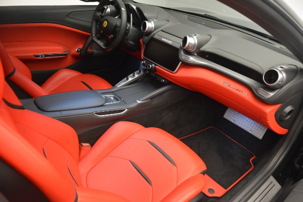 Used 2018 Ferrari GTC4LussoT V8 for sale Sold at Rolls-Royce Motor Cars Greenwich in Greenwich CT 06830 19