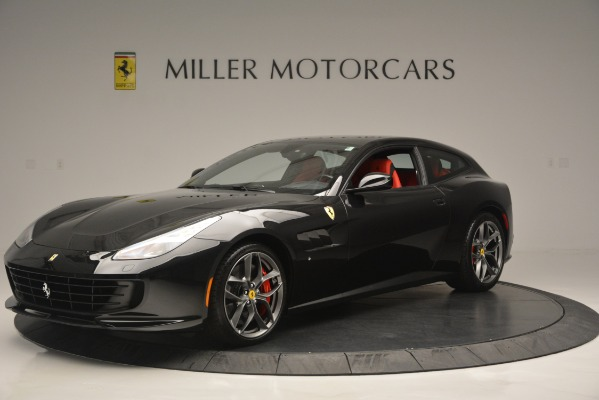 Used 2018 Ferrari GTC4LussoT V8 for sale Sold at Rolls-Royce Motor Cars Greenwich in Greenwich CT 06830 2